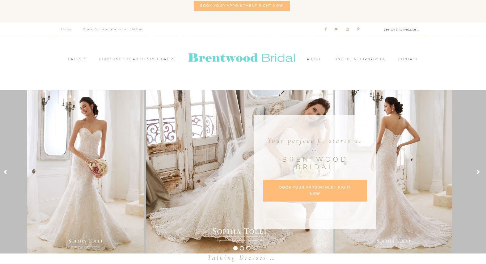 Brentwood Bridal