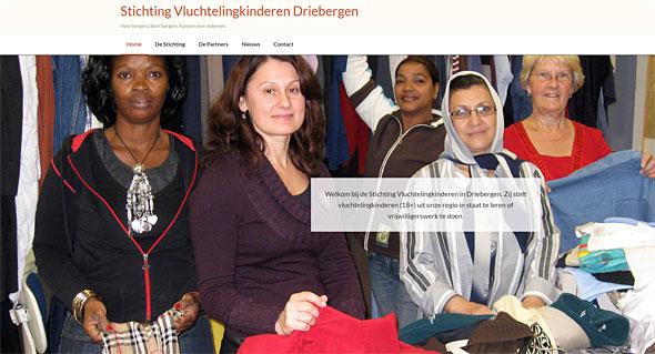 stichting vluchtelingkinderen Driebergen